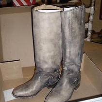Frye Boots  Lindsey Plate Stone 7m Photo