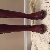 Frye Boots Melissa Cognac Size 7  Photo