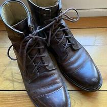 Frye Boots Size 10 Mens Photo