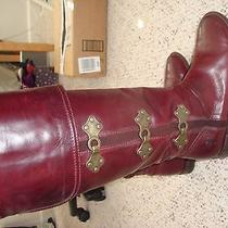 Frye Boots With Clover Buckles 6.5 Photo