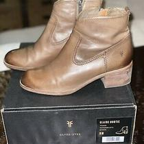 Frye Claire Bootie Stone Size 8 Photo