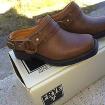 Frye Clogs Sz 10 New in Box Photo