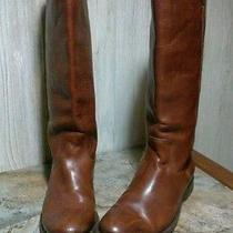 Frye Cognac Riding Boot  Photo
