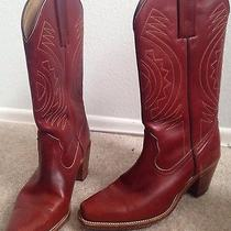 Frye Cowgirl Boots Size 8 B Boot Barn / Country Outfitters Photo