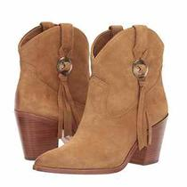 Frye Faye Concho Short Bootie Size 9 Photo