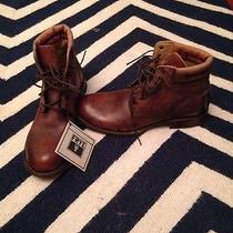 Frye Fulton Lace Up Boot Photo