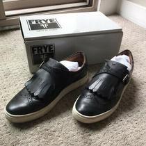 Frye Gemma Kiltie Leather Oxford Sneakers Size Men's 9 Women's 10 Free Shipping Photo