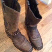 Frye Harness Boots Photo