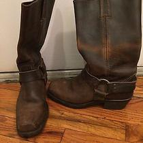 Frye Harness Boots 7 Photo