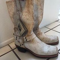 Frye Harness Boots Never Worn Photo