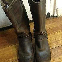 Frye Harness Boots Size 8 - Like New Photo
