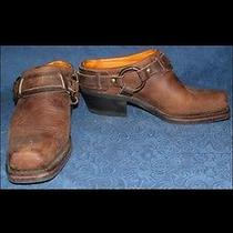 Frye Harness Mules 7 Photo