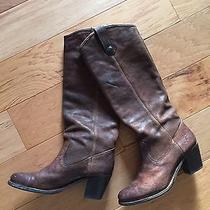 Frye Jackie Button Boots Photo