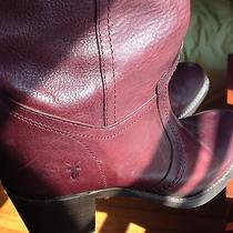 Frye Jane 14l Bordeaux/wine Color Photo