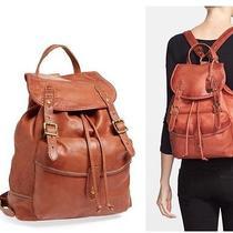 Frye Leather Bookbag Photo