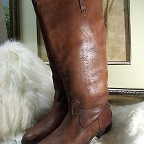 Frye Lindsay Plate Boot Size 7.5 Photo