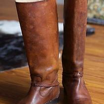 Frye Lindsay Plate Boot Women's Size 8.5 Photo
