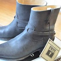 Frye Lindsay Plate Short Boot in Original Box - Size 8 Photo