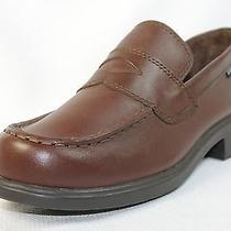 Frye Loafers Brown Leather Missy Penny Loafers Shoes Flats Womens Shoe Size 8 Photo