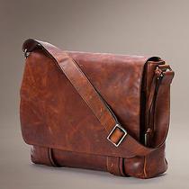 Frye 'Logan' Messenger Bag - 498 - Cognac Photo