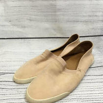 Frye Melanie Slip on Nubuck Leather Sneakers Shoe Blush Pink Size 7 Photo