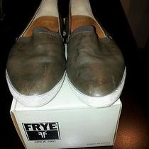 Frye Melanie Slip on Womens Sneaker Photo
