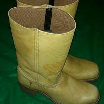 Frye Mens Soft Leather Mens Boots 9.5 Photo