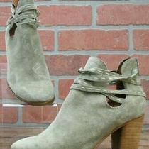 Frye Naomi Pickstitch Shootie Women's Ankle Booties in Ash Size 7 B Photo