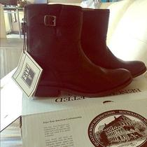 Frye Never Worn Before Black Leather Boots Photo