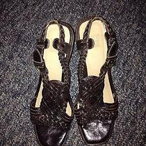 Frye's Beautiful Leather Sandals New Without Box Photo