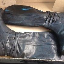 Frye Shirley Riding Plate Boots Size 9/10 Photo