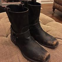 Frye Smith Harness  Style87068 Size 9.5 Photo