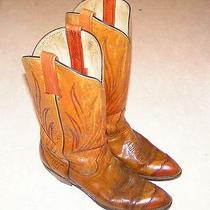 Frye Western Boots 11b Custom Look Cowboy Photo