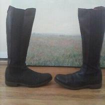 Frye Women's Equstrian Riding Boots Originally 550 Size 7- Rare Photo