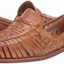 Frye Women's Heather Hurache Flat Camel Size 11.0 Photo