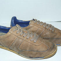 Frye Women's Reed Runner Athletic Shoe 71202 Brown/blue Size Us 10 M Photo