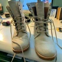 Frye Women's Veronica Combat Ankle Boot  Photo