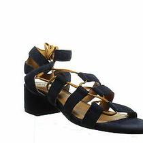 Frye Womens Chrissy Navy Sandals Size 7 (1334365) Photo