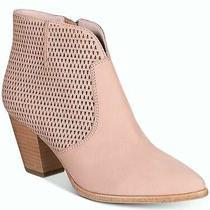Frye Womens Jennifer Fabric Pointed Toe Ankle Fashion Boots Blush Size 8.0 3tg Photo