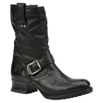 Frye Womens Martina Engineer Short Boot Sz 8.5m Photo