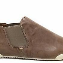 Frye Womens Melanie Chelsea Bootie Grey Leather Size 10 M Us Photo