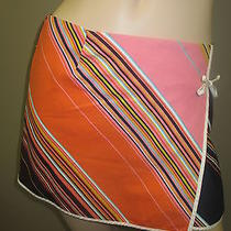 Fun & Adorable Trina Turk Multi-Colors Mini Skirt Size 4 Photo
