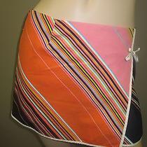 Fun & Adorable Trina Turk Multi-Colors Mini Skirt Size 4 Photo