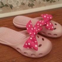 Fun and Comfortable Crocs Size 10  Photo