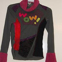 Fun and Unique Spanish Designer Sweater by Aldo Martin's - Check It Out Photo