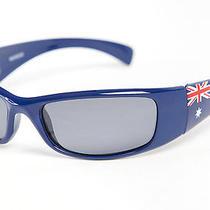 Fun Australian Flag Polarised Sunglasses Uv400spf  Super Fast Postage    Photo