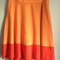 Fun Color Block Skirt by the Limited Size S Photo