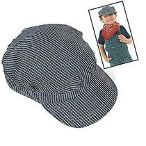 Fun Express Child's Train Conductor Hats (12 Pack) 8-1/2