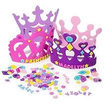 Fun Express Princess Tiara Crown Craft Kits New Photo