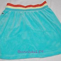 Fun Fun Fun Lacoste Bora Bora Skirt New Velvety Feel  Photo